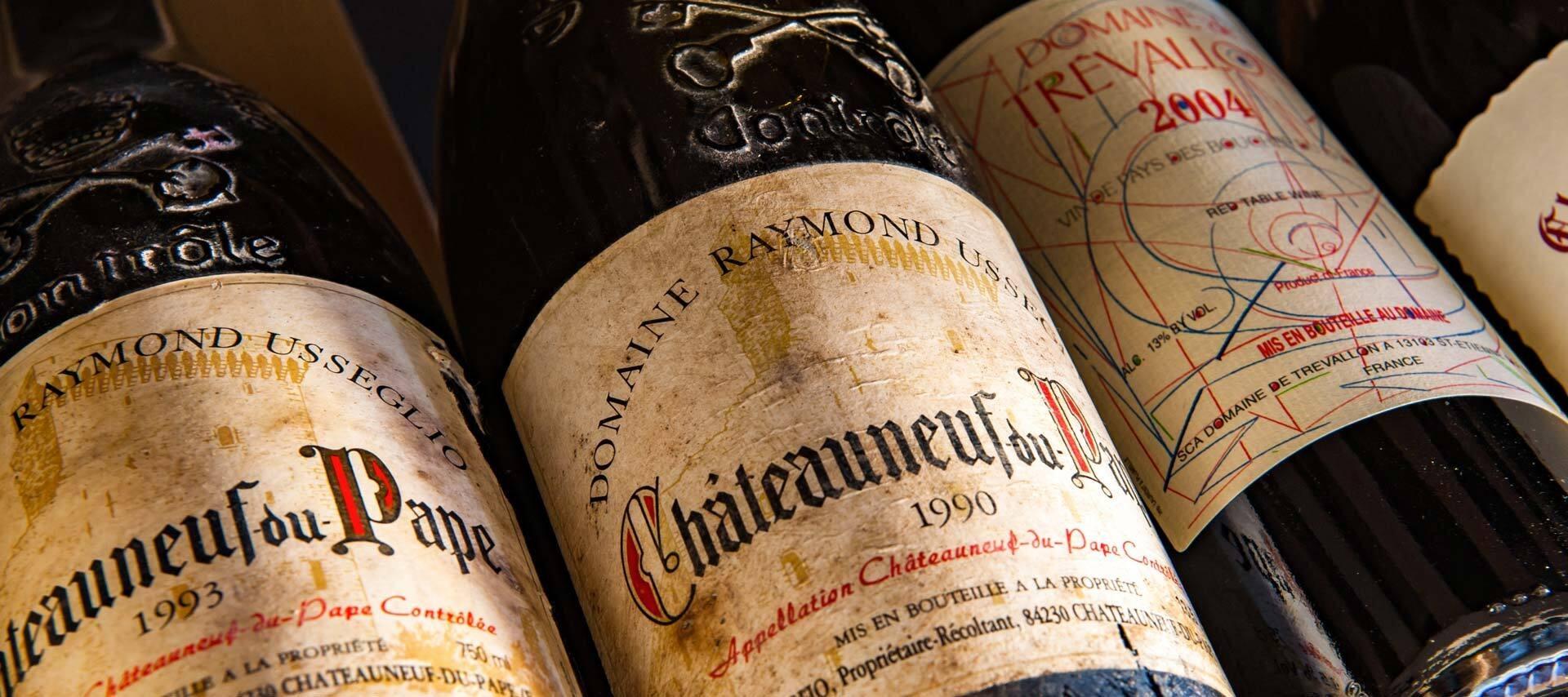 Découvrez notre large choix de vins